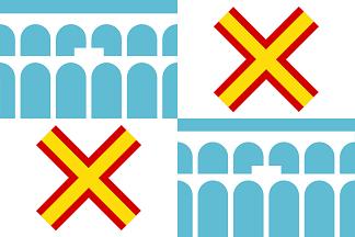Bandera del XXXI Congreso Nacional de Vexilología